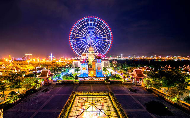 Công viên giải trí Sun World - Điểm du lịch Hạ Long